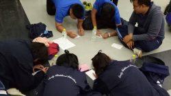 นักศึกษาม.สวนดุสิต ศูนย์ฯลำปางเข้าร่วมกิจกรรมสร้างและพัฒนากลุ่มเยาวชนอาสาป้องกันและแก้ไขปัญหาเครื่องดื่มแอลกอฮอล์ล