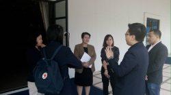ศูนย์ฯลำปางให้การต้อนรับคณะจากสถาบันภาษาศิลปะและวัฒนธรรม มหาวิทยาลัยสวนดุสิต