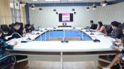 ศูนย์ฯลำปางร่วมรับฟังการอบรม การประกันคุณภาพการศึกษาภายใน มหาวิทยาลัยสวนดุสิต  ปีการศึกษา 2561