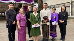มสด.ศูนย์ฯลำปาง ร่วมออกร้านอาหารกลางวัน รับเสด็จสมเด็จพระเทพรัตนราชสุดาฯสยามบรมราชกุมารี