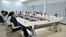 บุคลากรสายวิชาการ ศูนย์ฯลำปาง เข้าร่วมประชุมผ่านระบบ Conference ในการประชุมบุคลากรมหาวิทยาลัยสวนดุสิต